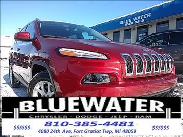 2014 Jeep Cherokee for sale in Fort Gratiot, MI