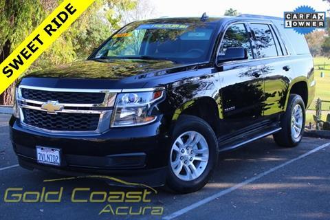 2017 Chevrolet Tahoe for sale in Ventura, CA