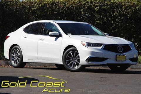 2020 Acura TLX for sale in Ventura, CA