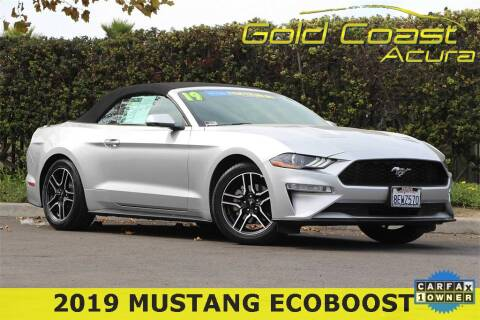 2019 Ford Mustang for sale in Ventura, CA