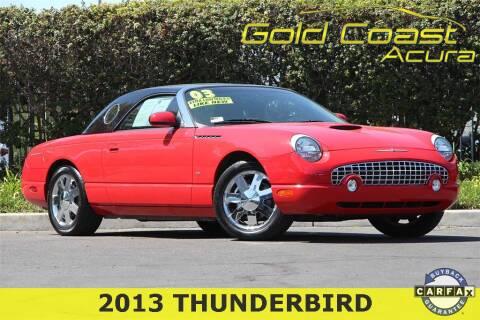 2003 Ford Thunderbird for sale in Ventura, CA