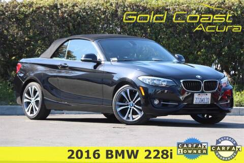 2016 BMW 2 Series for sale in Ventura, CA