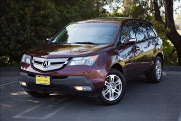 2007 Acura MDX for sale in Ventura, CA