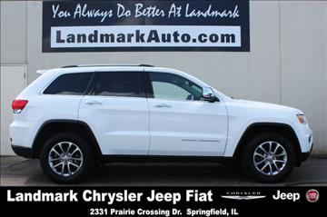 2014 Jeep Grand Cherokee for sale in Springfield, IL