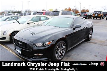 2015 Ford Mustang for sale in Springfield, IL