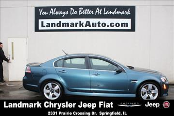 2009 Pontiac G8 for sale in Springfield, IL