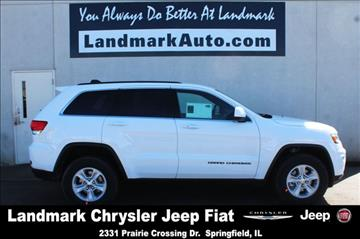 2017 Jeep Grand Cherokee for sale in Springfield, IL