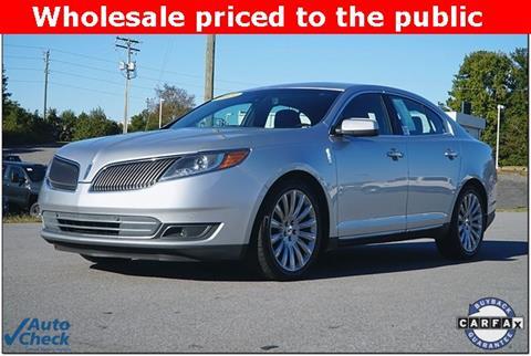 Lincoln Mks For Sale In North Carolina Carsforsale Com