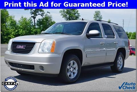 2009 GMC Yukon for sale in Roanoke Rapids, NC