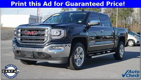 2018 GMC Sierra 1500 for sale in Roanoke Rapids, NC