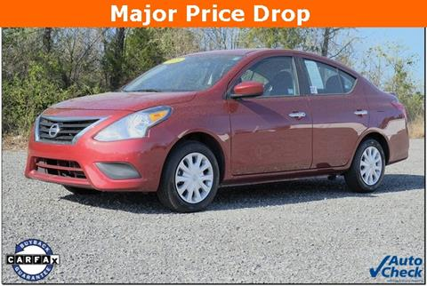 Nissan Of Roanoke Rapids >> Nissan Versa For Sale In Roanoke Rapids Nc Value Center