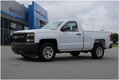 Chevrolet Silverado 1500 For Sale In Roanoke Rapids Nc