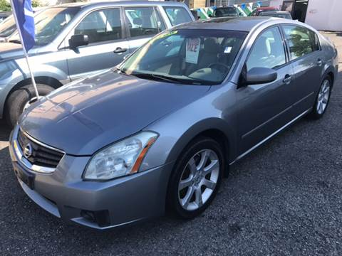 2007 Nissan Maxima for sale in Fall River, MA