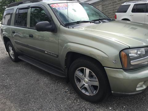 2004 Chevrolet TrailBlazer EXT for sale in Fall River, MA