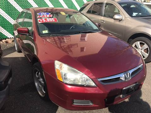 2006 Honda Accord for sale in Fall River, MA