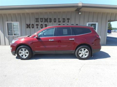 2015 Chevrolet Traverse for sale in Humboldt, IA