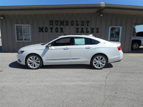 2018 Chevrolet Impala for sale in Humboldt IA