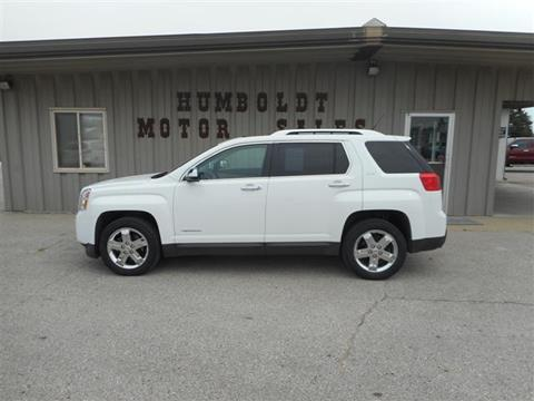 2012 GMC Terrain for sale in Humboldt, IA