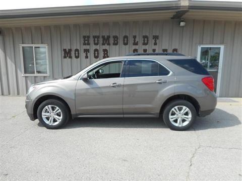 2012 Chevrolet Equinox for sale in Humboldt IA