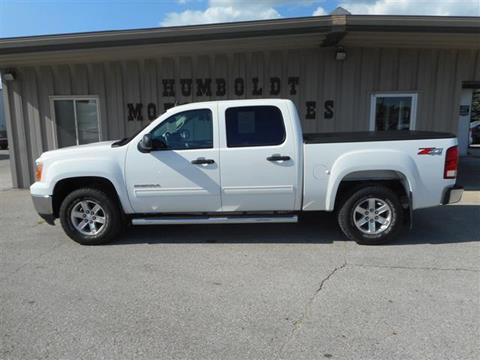 2012 GMC Sierra 1500 for sale in Humboldt IA