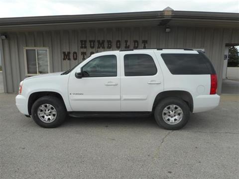 2008 GMC Yukon for sale in Humboldt, IA
