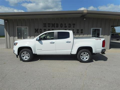 2018 Chevrolet Colorado for sale in Humboldt, IA
