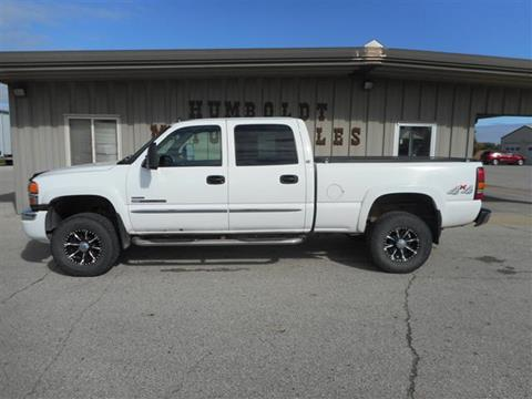 2007 GMC Sierra 2500HD Classic for sale in Humboldt, IA