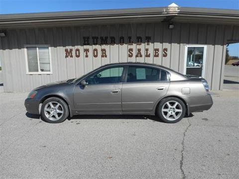 2003 Nissan Altima for sale in Humboldt IA