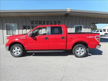 2010 Ford F-150 for sale in Humboldt, IA