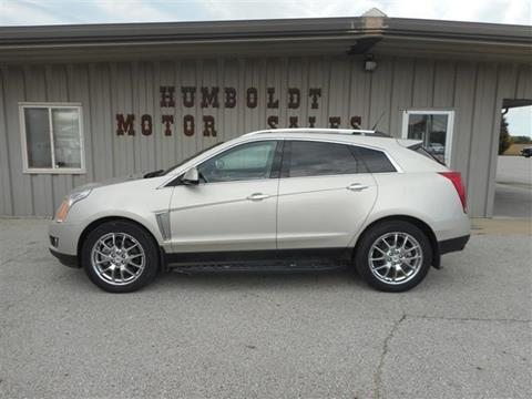 2013 Cadillac SRX for sale in Humboldt, IA