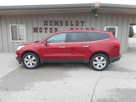2012 Chevrolet Traverse for sale in Humboldt IA