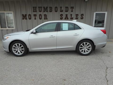 2016 Chevrolet Malibu Limited for sale in Humboldt IA