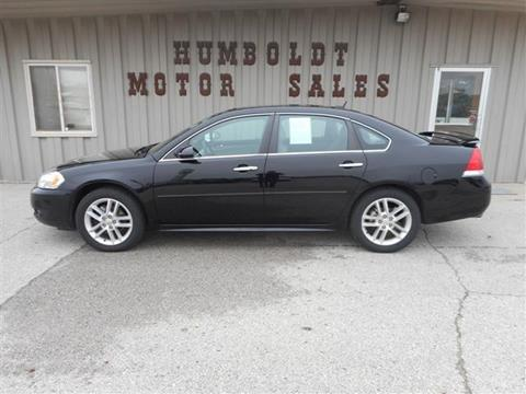 2016 Chevrolet Impala Limited for sale in Humboldt, IA