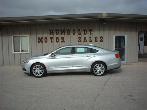 2015 Chevrolet Impala for sale in Humboldt IA