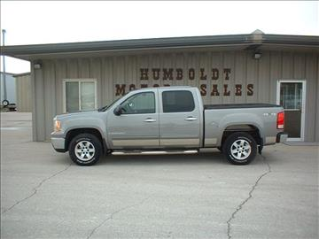 2007 GMC Sierra 1500 for sale in Humboldt, IA
