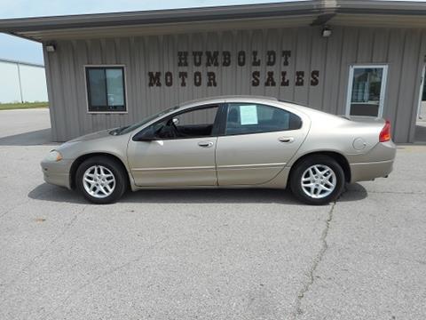 2002 Dodge Intrepid for sale in Humboldt, IA