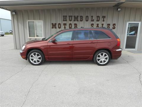 2007 Chrysler Pacifica for sale in Humboldt, IA