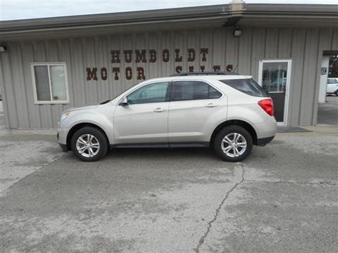 2015 Chevrolet Equinox for sale in Humboldt, IA