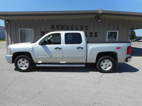 2010 Chevrolet Silverado 1500 for sale in Humboldt, IA