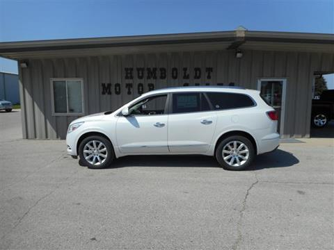 2017 Buick Enclave for sale in Humboldt, IA