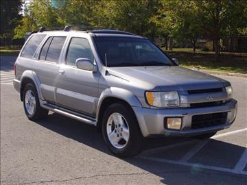 2001 Infiniti QX4 for sale in Tulsa, OK