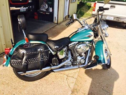 2009 Harley-Davidson Heritage Soft Tail for sale in Union MO