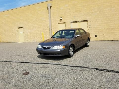2002 Mazda 626 for sale in Stoughton, MA