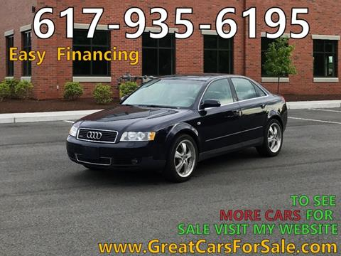 2003 Audi A4 for sale in Stoughton, MA
