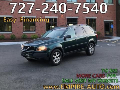 2004 Volvo XC90 for sale in Stoughton, MA