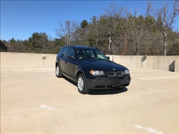 2004 BMW X3 for sale in Stoughton, MA