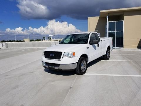 2005 Ford F-150 for sale in Largo, FL