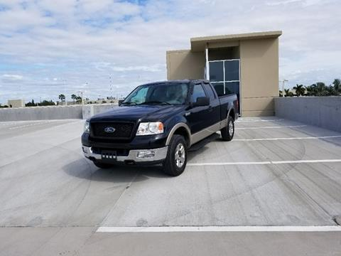 2004 Ford F-150 for sale in Largo, FL