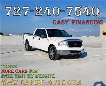 2008 Ford F-150 for sale in Largo, FL