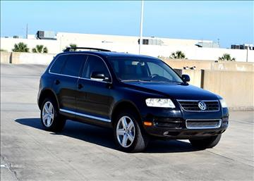 2004 Volkswagen Touareg for sale in Largo, FL
